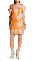 Hugo Boss Orange Dress 'Astampa2-W'