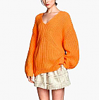 H&M - Oversized Rib-knit Sweater