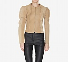 MAISON MARTIN MARGIELA FOR H&M Leather Jacket