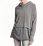 H&M cropped jumper
