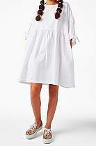 MONKI oversized dress