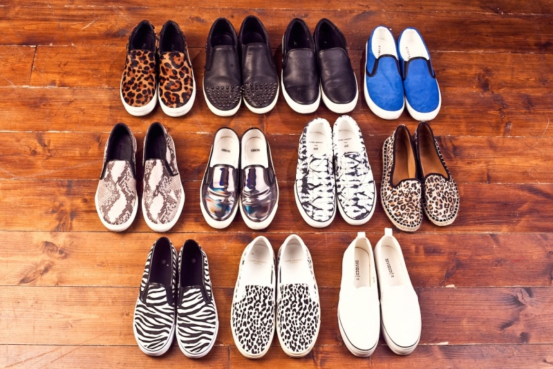 Slip Ons madness..